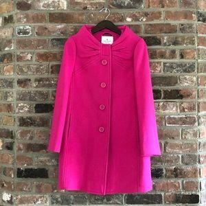 Kate Spade Etta Wool Coat